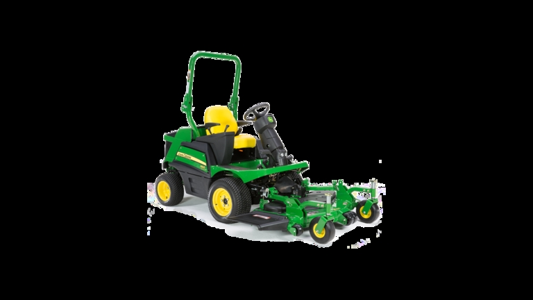 Front and Wide-Area Mowers