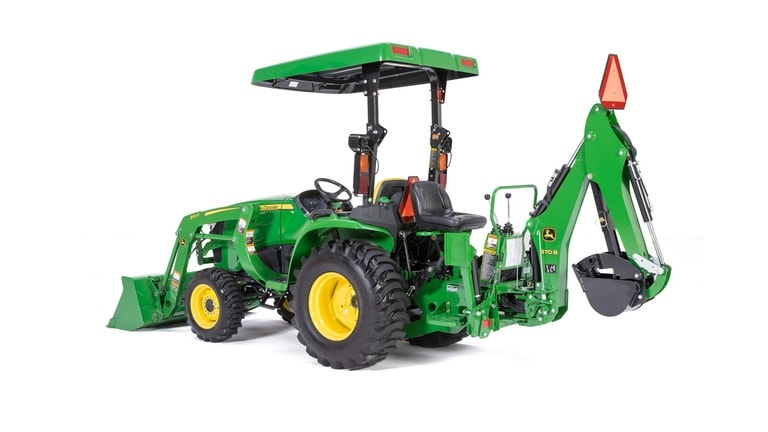 Backhoes for Compact and Utility Tractors