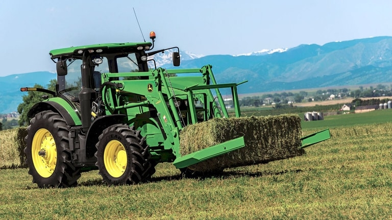 Hay and Forage Handling Equipment
