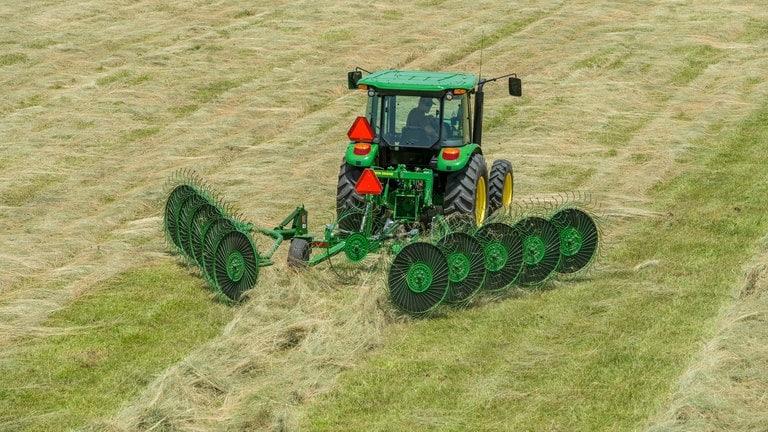 Hay and Forage Raking Equipment