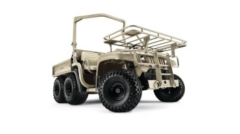 Military Gator Utility Vehicles
