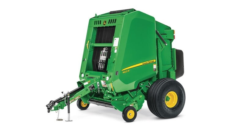 Hay and Forage Baling Equipment