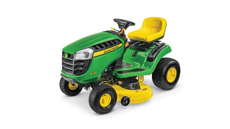 100 Series Lawn Tractors