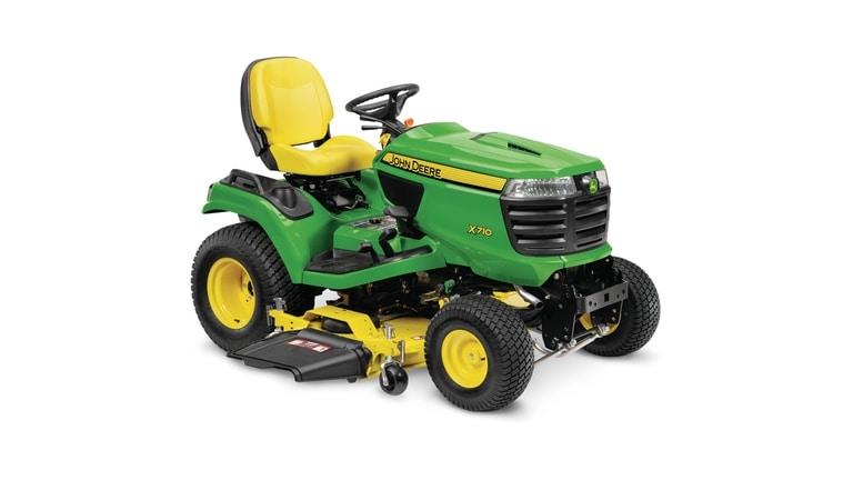 X700 Signature Series Lawn Tractors