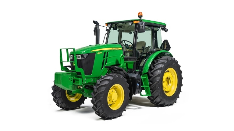 6 Family Utility Tractors