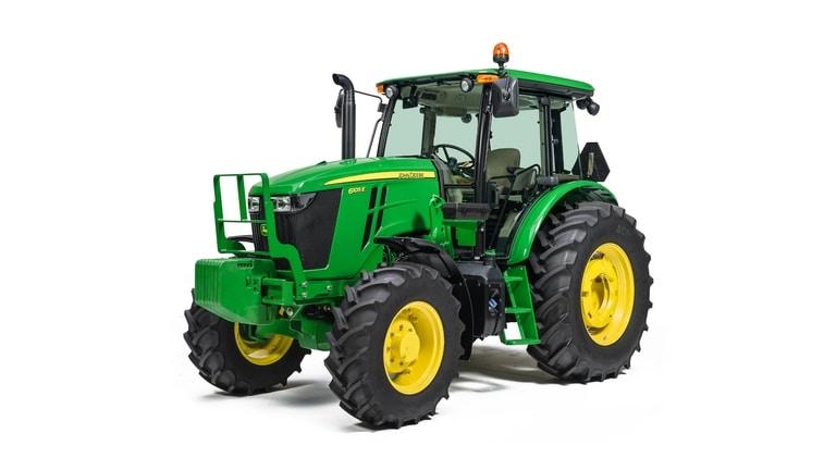 6 Family Utility Tractors
