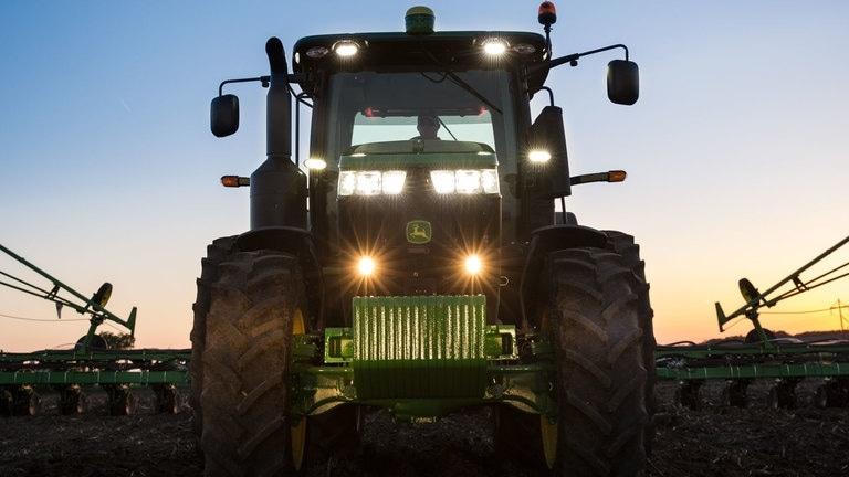 7 Family Row Crop Tractors