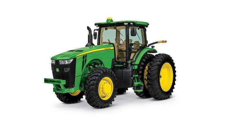 8 Family Row Crop Tractors