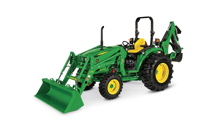 4 Family Compact Utility Tractors
