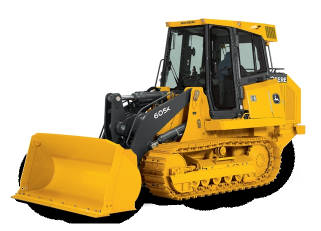 605K Crawler Loader