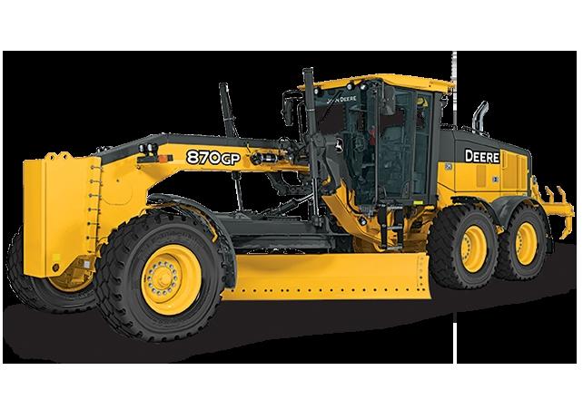 870G/GP Motor Grader
