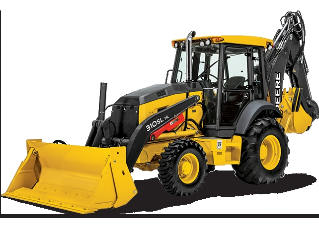 310SL HL Backhoe Loader