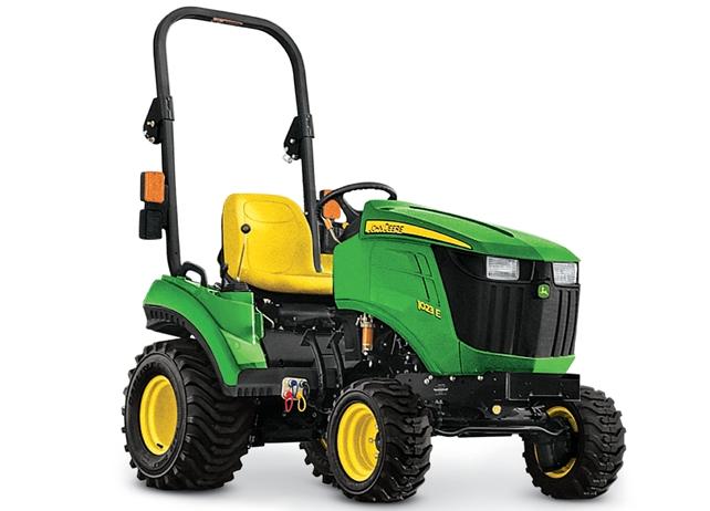 1023E Sub-Compact Utility Tractor