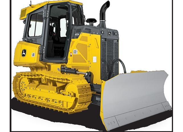 450K Crawler Dozer