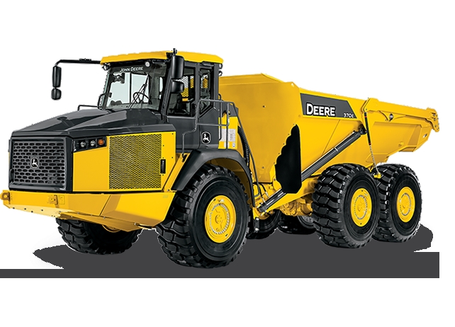 370E Articulated Dump Truck
