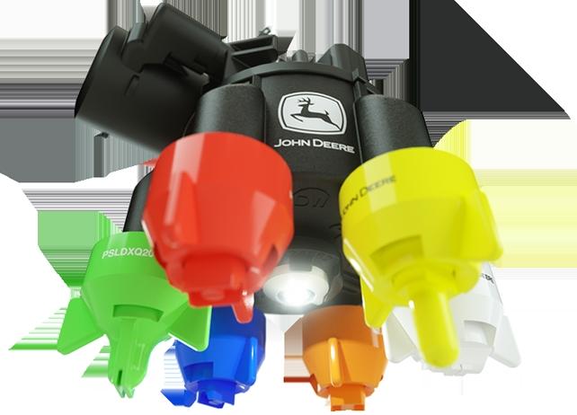 ExactApply™ Nozzle Control System