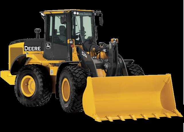524K Wheel Loader