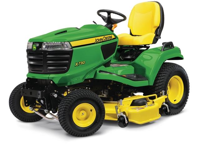 X700 Signature Series Tractors