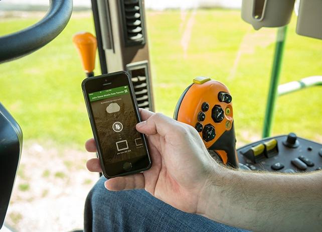 Mobile Data Transfer