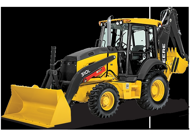 310L Backhoe Loader