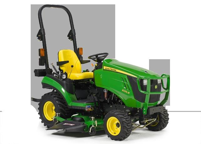 Sub-Compact Tractors