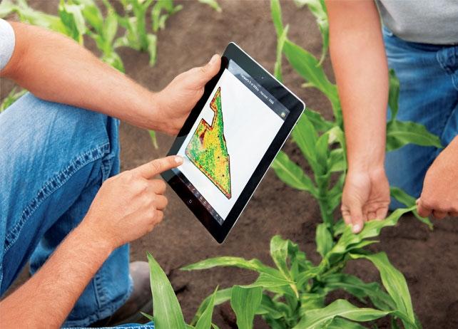 John Deere Mobile Farm Manager