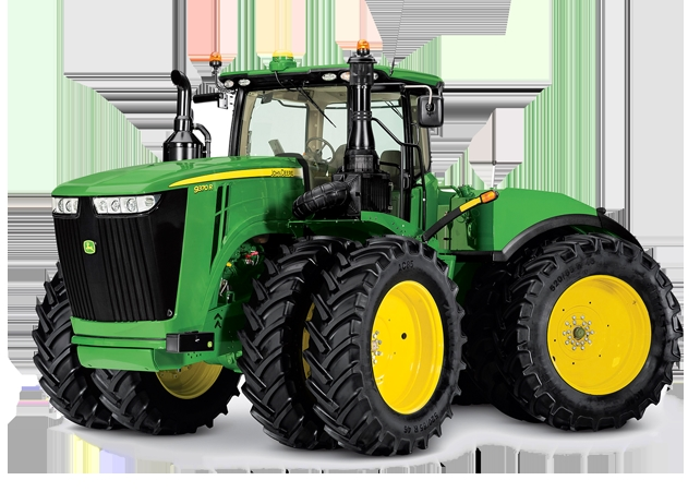 9 Family 4WD/Track Tractors