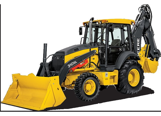310SL Backhoe Loader