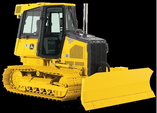 450J Crawler Dozer