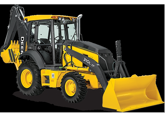 310L EP Backhoe Loader