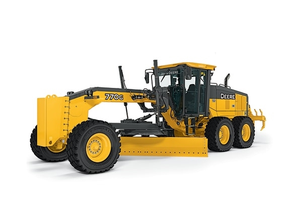 770G/GP Motor Grader