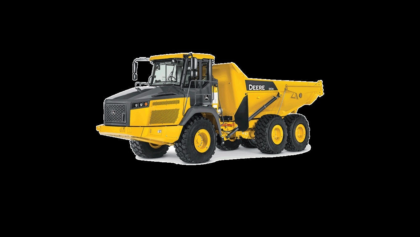 310E Articulated Dump Truck