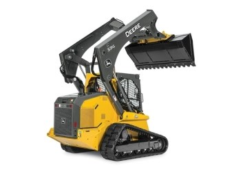331G Compact Track Loader