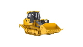 755K Crawler Loader