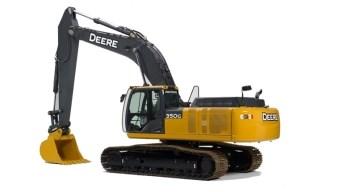 350G LC Excavator