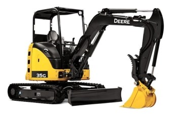 35G Excavator