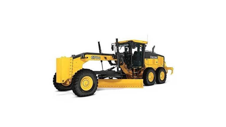 670G/GP Motor Grader