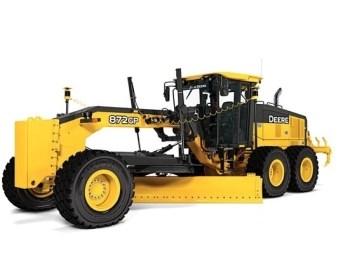 872G/GP Motor Grader