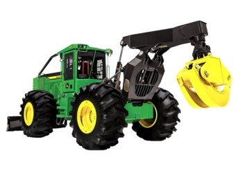648L Grapple Skidder