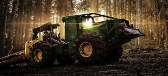 748L Grapple Skidder