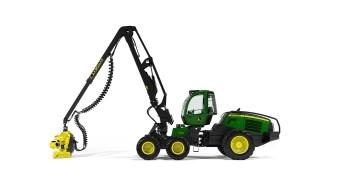 Wheeled Harvesters