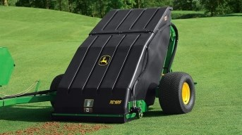 TC125 Turf Collection System