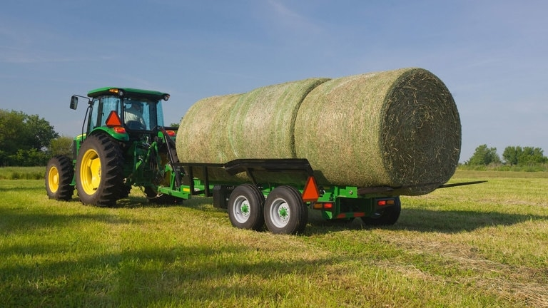 BC11 Series  Bale Carriers