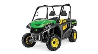 RSX860E High-Performance Utility Vehicle