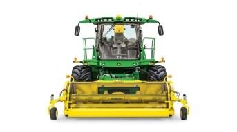 9600 Self-Propelled Forage Harvester