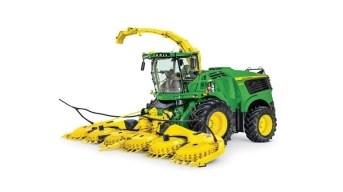 9900 Self-Propelled Forage Harvester