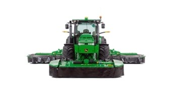131 Front Mount Mower-Conditioner