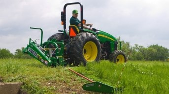Hay and Forage Mowing Equipment