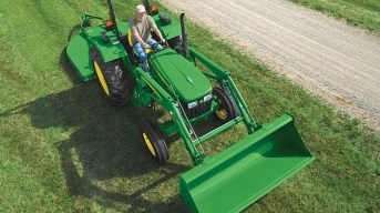 Front End Loaders For Tractors
