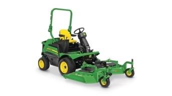 1580 TerrainCut™ Front Mower